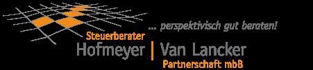 Hofmeyer | Van Lancker | Steuerberater Partnerschaft mbB Logo