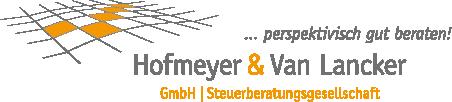 Hofmeyer & Van Lancker GmbH Steuerberatungsgesellschaft Logo